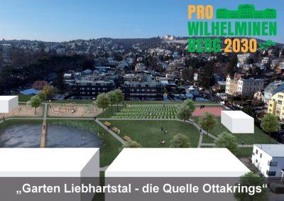 Bürgerinitiative Pro Wilhelminenberg 2030 - Garten Liebhartstal – die Quelle Ottakrings