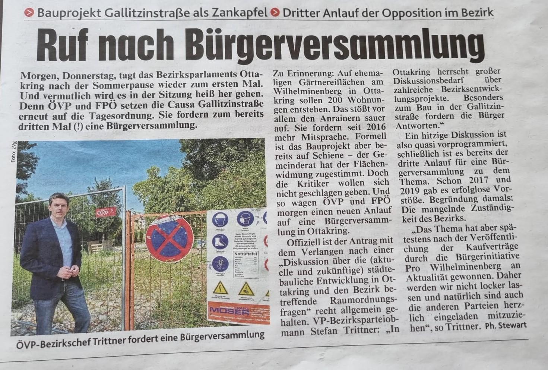 Pro Wilhelminenberg